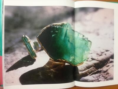 川添微 [著]・石内都 [写真]『ほのかのエメラルド』3