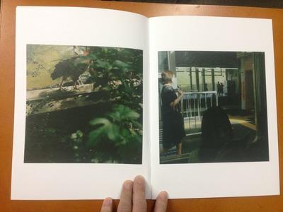 原美樹子写真集『PHOTOPAPER44|45』2