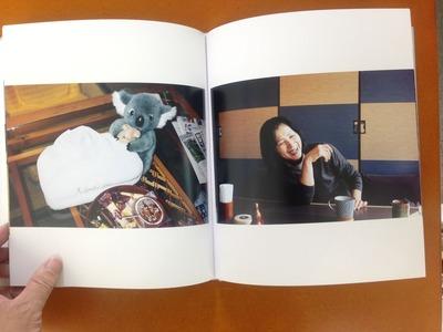 蔵真墨写真集「氷見」5