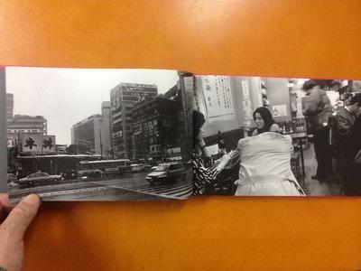 尾仲浩二写真集『あの頃、新宿で』2