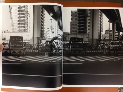 由良環写真集『TOPOPHILIA − CITIES』2