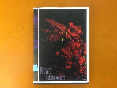 野村佐紀子写真集『Flower』
