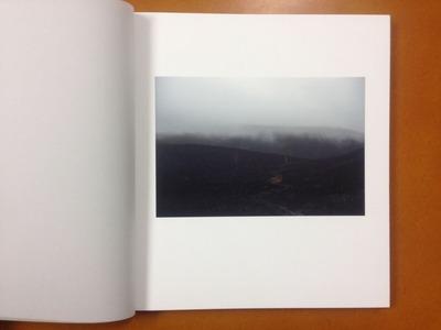 阿部祐己写真集『Trace of Fog』1
