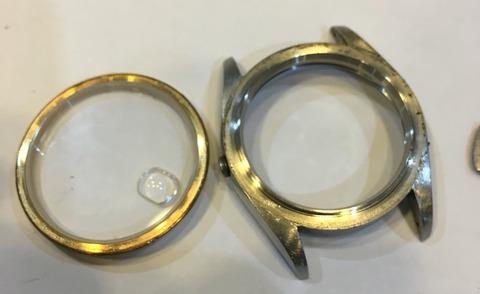 Rolex Datejust 16233 修理と研磨、その2