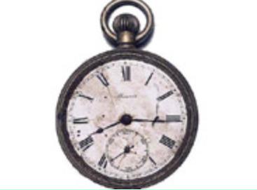 原爆と時計、安らかに