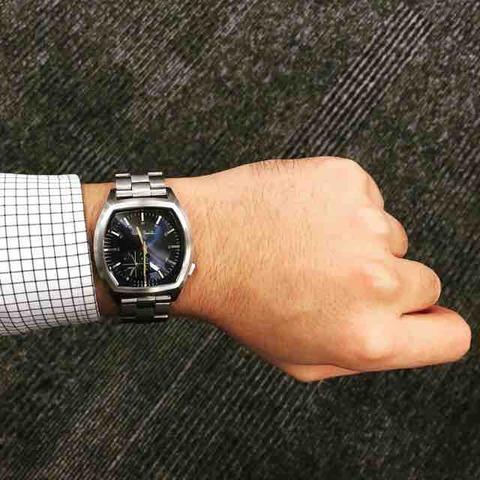 ポールスミスの時計を試す。これ、意外と良いのでは…