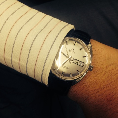 せっかく腕時計つけるなら、かっこ良く