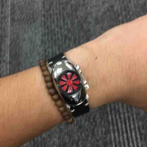 仮面ライダー 変身ベルト的腕時計