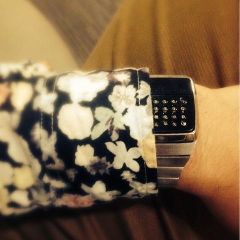 時計好きたるものスマートウォッチの一つや二つ