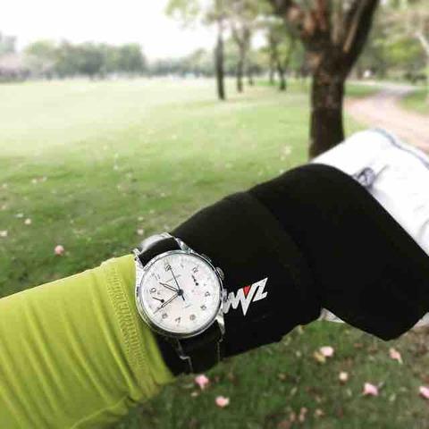 ゴルフと時計
