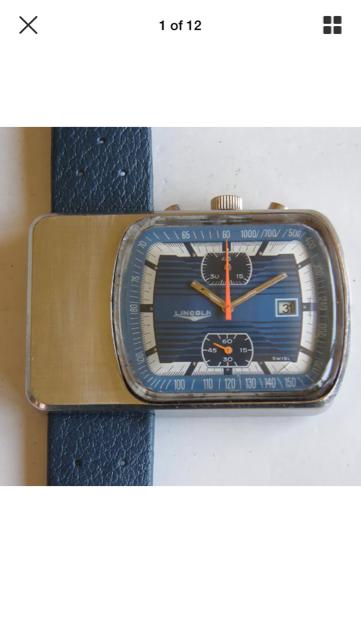 某bayで見つけた面白時計二選