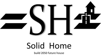 SOLID HOMEロゴ小