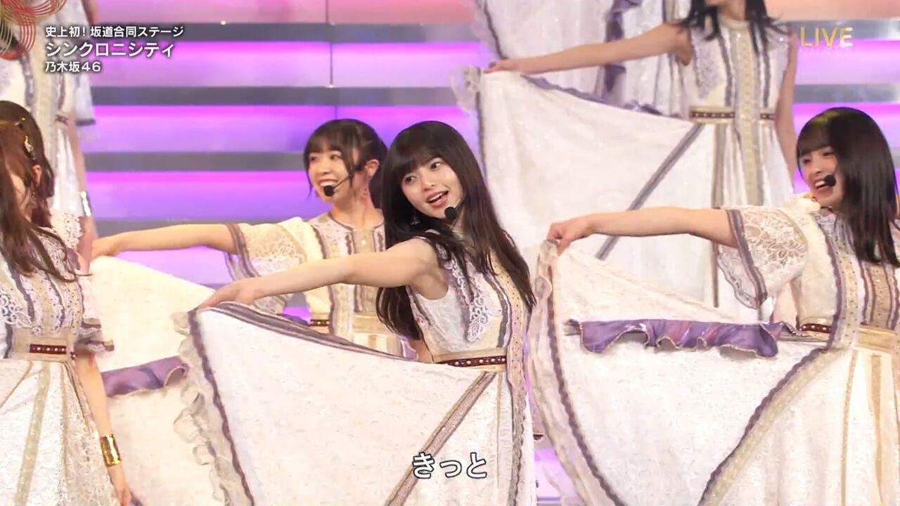 乃木坂46 シンクロニシティ 第70回 紅白歌合戦