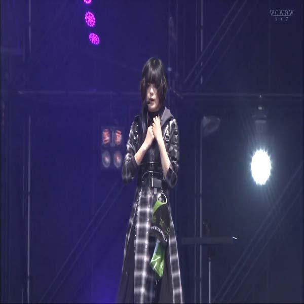 欅坂46 ROCK IN JAPAN FESTIVAL 2019 DAY2 メドレー