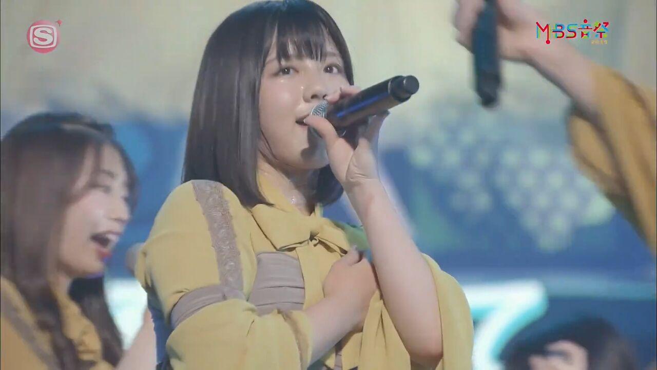 日向坂46 ドレミソラシド + こんなに好きになっちゃっていいの?& キュン  MBS音祭2019