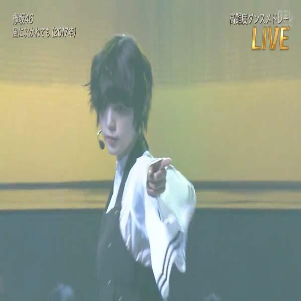 欅坂46 ベストヒットアーティスト2019 メドレー
