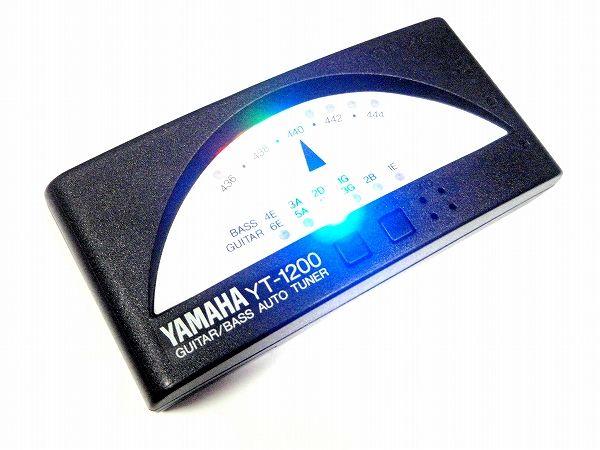 Yamaha Yt Guitar Bass Auto Tuner