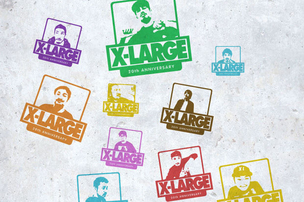 X,LARGEのロゴジェネレーター
