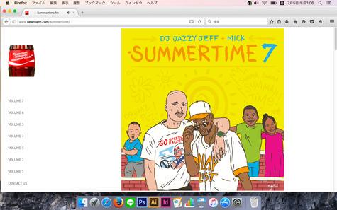 summertime-website