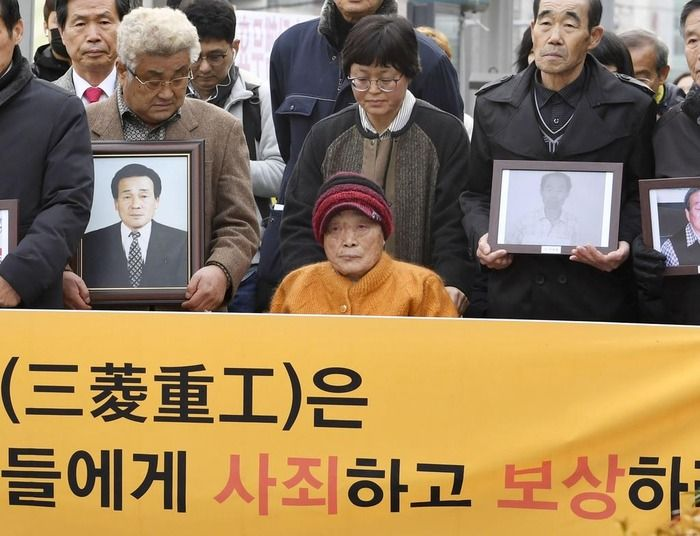 【朗報】韓国が日本企業の資産を差し押さえた場合、日本国内の韓国側の資産を差し押さえる対抗措置を検討