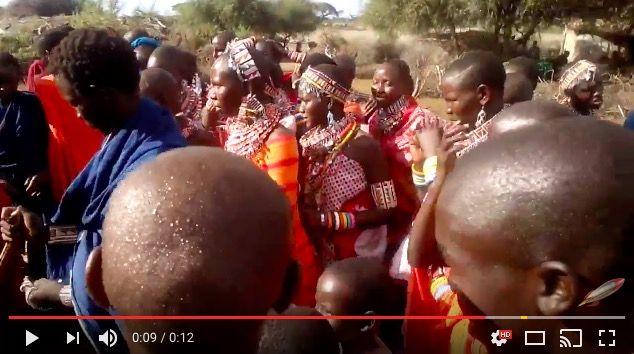 【マサイ通信】第32回:マサイ族がスマホで撮影したマサイ族の超日常動画集