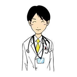 医者イラスト2