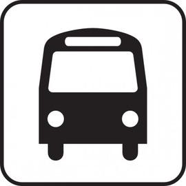 map_symbols_bus_clip_art_17107
