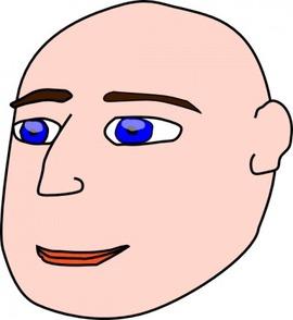 head-man-bald-clip-art-25040