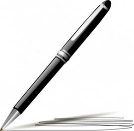 stylish-pen-clip-art_436197