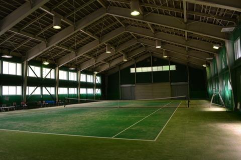 テニスコート【屋内】