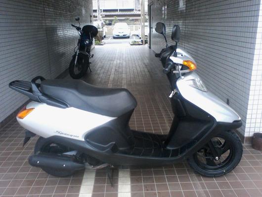 101スペイシー100(銀)右s