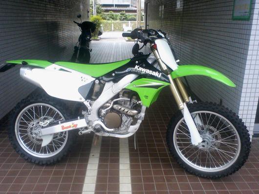 123KX250F(緑)右s