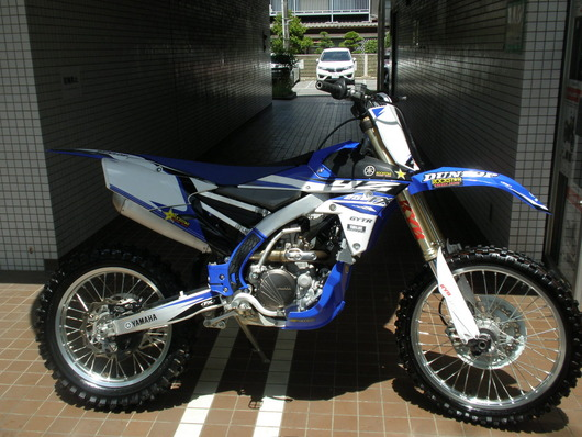 147YZ250FX(青)右
