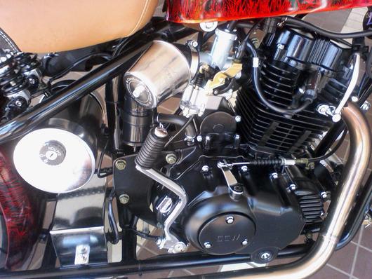LUXURI(赤)エンジンs