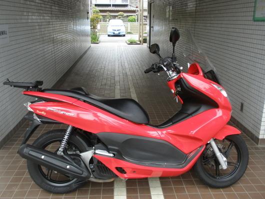102PCX150(赤)右