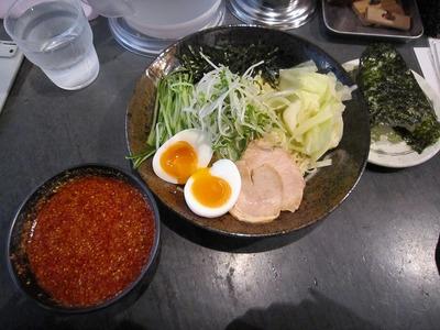 ばくだん屋 廣島つけ麺