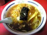 伊狭    ワンタン麺