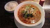 阿吽   味噌坦坦麺1
