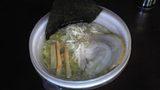 がんこ屋台   コッテリ(醤油脂)