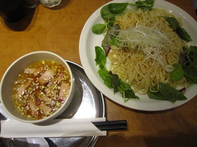 中村屋 ペペロンつけ麺