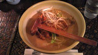 ABCラーメン パーコー麻醤麺