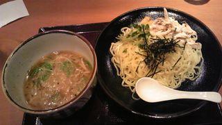 白湯丸鷄本舗   丸鷄つけ麺