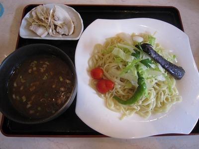 Hananoki@Plus 夏つけ麺