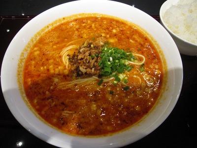 新葡苑Tokyo 坦々麺