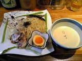 庄の   タイ国伽哩チョコつけ麺