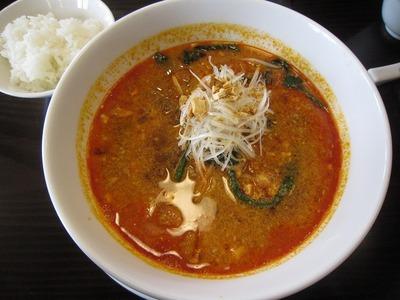 Jade Dining ピリ辛タンタン麺(胡麻味)