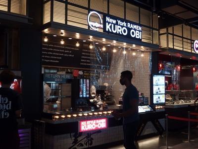 KURO-OBI MIYASHITA PARK店@渋谷にて『AKA-OBI』