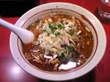 麺屋武蔵 二天   麻辣豆腐の味噌ら〜麺