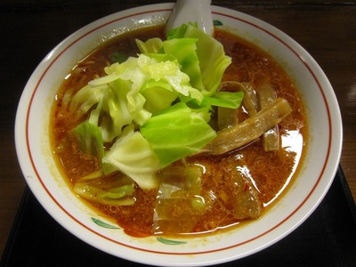 麺玉 辛醤油らー麺