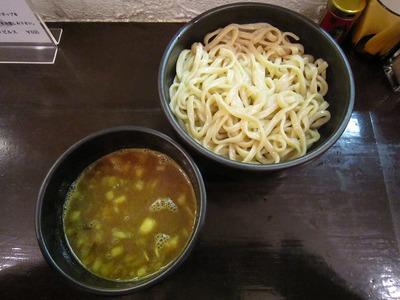 池田 極太担々カレーつけ麺